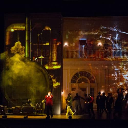 The Shining Opera