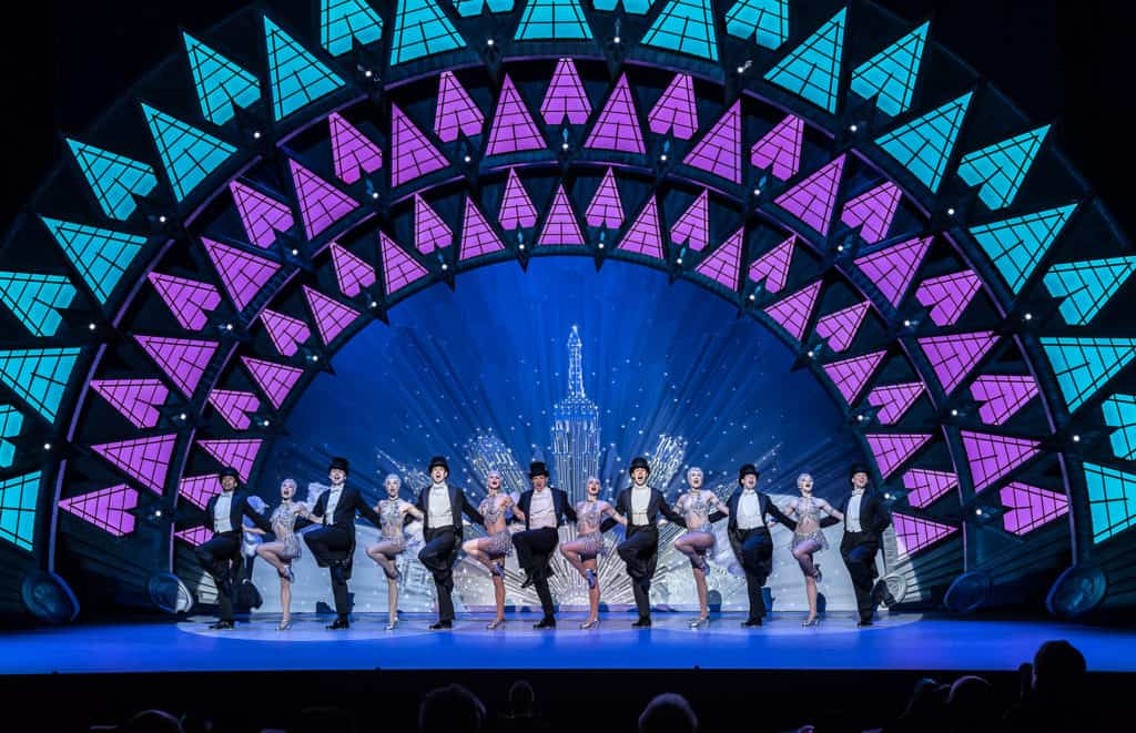 An american in paris 59 productions for Tisch design for stage and film