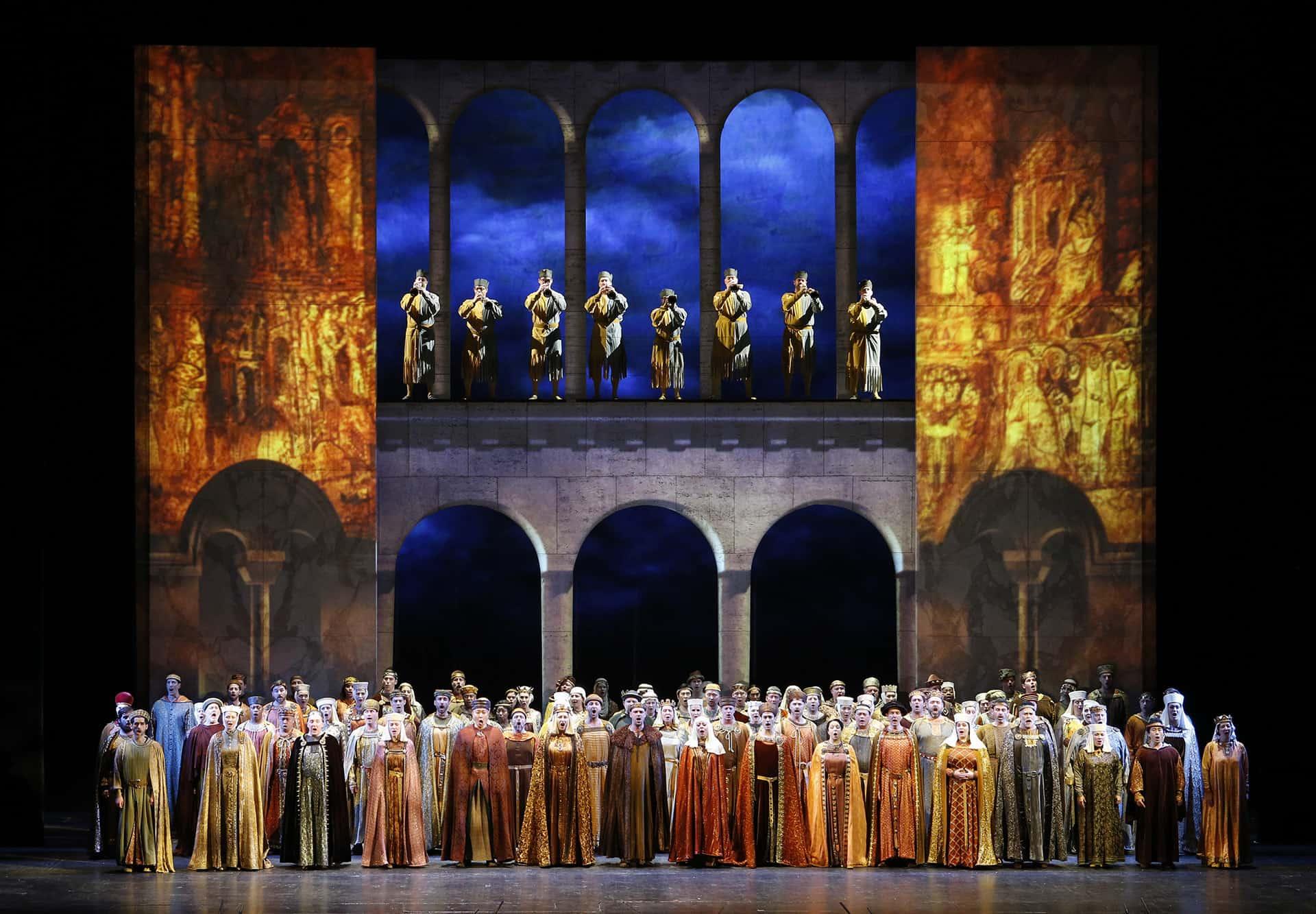 The Metropolitan Opera 50th Anniversary Gala - 59 Productions